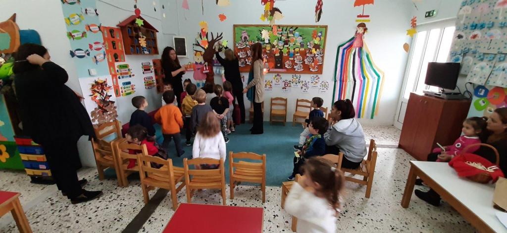Δράσεις για την Παγκόσμια ήμερα δικαιωμάτων του παιδιού