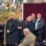 Στον Εσπερινό και τη Λιτανεία της Εικόνας του Αγίου Νικολάου η Δήμαρχος Χαλκιδέων