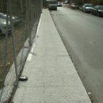 Επιδιορθώσεις τμημάτων πεζοδρομίων στο Δήμο Χαλκιδέων