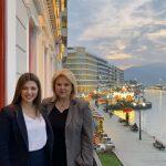 Συνάντηση της Δημάρχου Χαλκιδέων με την Υφυπουργό Παιδείας και Θρησκευμάτων