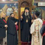Στον Πανηγυρικό Εσπερινό για την εορτή του Αγίου Σπυρίδωνος η Δήμαρχος Χαλκιδέων