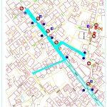 Κυκλοφοριακές ρυθμίσεις για την κατασκευή του έργου  της πεζοδρόμησης της Αβάντων