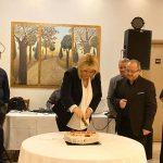 Στον Ετήσιο χορό και την κοπή της Βασιλόπιτας του Συλλόγου «Η Αναγέννηση» η Δήμαρχος Χαλκιδέων