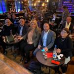 Στην κοπή πίτας του Θεάτρου Χαλκίδας η Δήμαρχος Χαλκιδέων