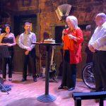 Η Δήμαρχος Χαλκιδέων στην κοπή πίτας και τις βραβεύσεις των Ποδηλατών Χαλκίδας και του Ορειβατικού Συλλόγου Χαλκίδας