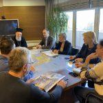 Σύσκεψη για το σχέδιο μεταφοράς του Καταστήματος Κράτησης Χαλκίδας