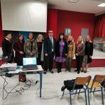 """Ομιλία με θέμα """"Πρόληψη κι αντιμετώπιση ιώσεων"""" από την Αντιδημαρχία Υγείας του Δήμου Χαλκιδέων"""