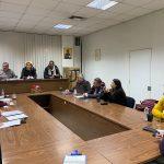 Συμβούλιο στην Κοινότητα της Δροσιάς, παρουσία της Δημάρχου Χαλκιδέων
