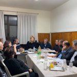 Παρουσία της Δημάρχου Χαλκιδέων τα Συμβούλια των Κοινοτήτων Αφρατίου και Φύλλων