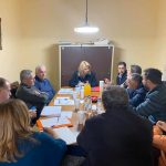 Πραγματοποιήθηκαν τα Συμβούλια των Κοινοτήτων Μύτικα και Νέας Λαμψάκου, παρουσία της Δημάρχου Χαλκιδέων