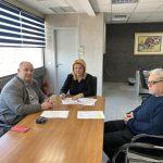 """Υπογραφή σύμβασης του έργου """"Επισκευή φερόντων στοιχείων, επιχρισμάτων, χρωματισμοί και συντήρηση ηλεκτρομηχανολογικών και υδραυλικών εγκαταστάσεων σχολικών μονάδων Δήμου Χαλκιδέων"""""""