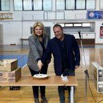 Κοπή πίτας του Σωματείου Εργαζομένων του Δήμου Χαλκιδέων