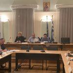 Στο Συμβούλιο της Κοινότητας Χαλκίδας η Δήμαρχος Χαλκιδέων