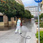 Ξεκίνησαν οι απολυμάνσεις στους κοινόχρηστους χώρους και τις πλατείες του Δήμου Χαλκιδέων