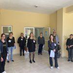 Στον ΔΟΠΠΑΧ και στο Εργοτάξιο το Μεγάλο Σάββατο η Δήμαρχος Χαλκιδέων