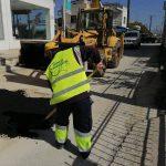 Πρόγραμμα αποκατάστασης φθορών στο οδόστρωμα σε όλες τις Δημοτικές Ενότητες του Δήμου Χαλκιδέων