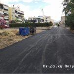 Ασφαλτόστρωση δρόμων στις περιοχές Πειραϊκή Πατραϊκή και Οντάθι του Δήμου Χαλκιδέων