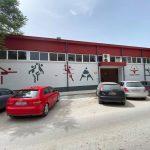 Ολοκληρώθηκαν οι εργασίες επισκευής και συντήρησης στο Κλειστό Δημοτικό Γυμναστήριο Σ. Κουλοχέρης του Δήμου Χαλκιδέων.