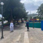 Άλλαξε όψη το πάρκο στην Αγία Μαρίνα