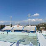 Εργασίες ολικής ανακαίνισης στο Δημοτικό Κολυμβητήριο του Δήμου Χαλκιδέων