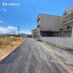 Σε εξέλιξη οι εργασίες ασφαλτόστρωσης δρόμων του Δήμου Χαλκιδέων