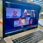 Τηλεδιάσκεψη με τους επικεφαλής των δημοτικών παρατάξεων πραγματοποίησε η Δήμαρχος Χαλκιδέων Έλενα Βάκα