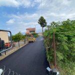 Συνεχίζονται οι εργασίες συντήρησης των δικτύων οδοποιίας στον Δήμο Χαλκιδέων