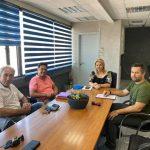 Συνάντηση της Δημάρχου Χαλκιδέων με τον Ορειβατικό Σύλλογο