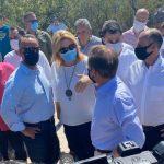 Στη σύσκεψη με τους Υπουργούς Οικονομικών και Υποδομών η Δήμαρχος Χαλκιδέων