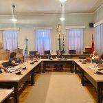 Σύσκεψη με τους επικεφαλής των δημοτικών παρατάξεων του Δήμου Χαλκιδέων