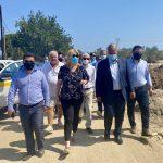 Στη σύσκεψη για τις πληγείσες καλλιέργειες με τους Υπουργούς Αγροτικής Ανάπτυξης και Οικονομικών η Δήμαρχος Χαλκιδέων