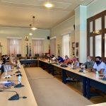 Έκτακτη συνεδρίαση του Συντονιστικού Τοπικού Οργάνου Πολιτικής Προστασίας του Δήμου Χαλκιδέων