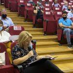 Στην 8η τακτική συνεδρίαση του Περιφερειακού Συμβουλίου Στερεάς Ελλάδας η Δήμαρχος Χαλκιδέων