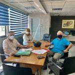Συνάντηση της Δημάρχου Χαλκιδέων με τους νέους Διευθυντές Πρωτοβάθμιας και Δευτεροβάθμιας Εκπαίδευσης