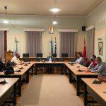 Ειδική σύσκεψη για τον κορονοϊό στον Δήμο Χαλκιδέων