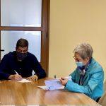 """Υπογραφή σύμβασης για το έργο """"Εσωτερικό Υδραγωγείο Καλοχωρίου – Παντειχίου"""""""