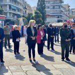 Στην εκδήλωση μνήμης και τιμής για τη Λέλα Καραγιάννη, η Δήμαρχος Χαλκιδέων