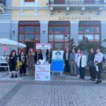 Η Δήμαρχος Χαλκιδέων στην εκδήλωση ενημέρωσης για τον Καρκίνο του Μαστού