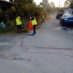 Εργασίες καθαρισμών στη Λιανή Άμμο, στα Κολιματσάνικα και στον Δοκό