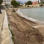 Παρεμβάσεις καθαριότητας στις παραλίες της Σουβάλας και της Λιανής Άμμου