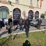 Επίσκεψη της Δημάρχου Χαλκιδέων στο εμπορικό κέντρο της Χαλκίδας