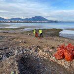 Παρεμβάσεις καθαρισμού στη Λιανή Άμμο