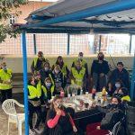 Επίσκεψη της Δημάρχου Χαλκιδέων σε υπηρεσίες του Δήμου για ευχές