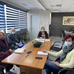 Συνάντηση της Δημάρχου Χαλκιδέων με την ΕΛΜΕ
