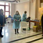 Με μεγάλη επιτυχία πραγματοποιήθηκε η εθελοντική αιμοδοσία του Δήμου Χαλκιδέων