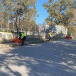Συνεχίζονται οι επιχειρήσεις καθαριότητας στις γειτονιές του Δήμου Χαλκιδέων