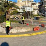 Συνεχίζονται οι επιχειρήσεις καθαριότητας στον Δήμο Χαλκιδέων