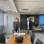 Υπεγράφη το Πρωτόκολλο παράδοσης της διαχείρισης του Κληροδοτήματος Βασιλείου Μπαφέρου στο Γενικό Νοσοκομείο Χαλκίδας