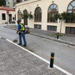 Συνεχίζονται οι εργασίες καθαριότητας σε όλες τις γειτονιές του Δήμου Χαλκιδέων