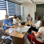 Συνάντηση της Δημάρχου Χαλκιδέων με τον Σύλλογο «ΑΓΑΠΗ» Χαλκίδας